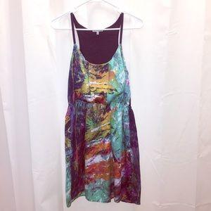 Beautiful tie-die dress